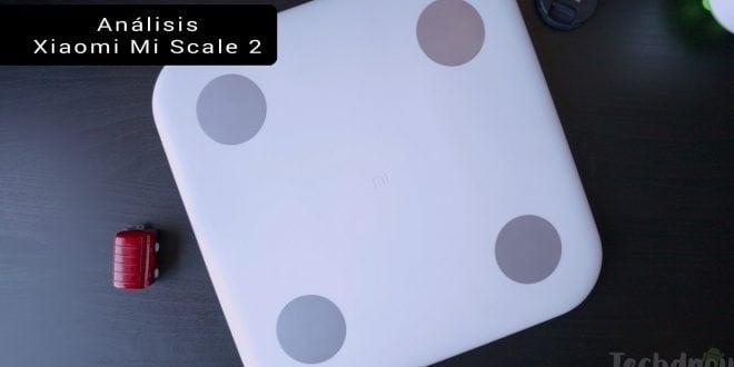 Portada análisis Xiaomi Mi Scale 2
