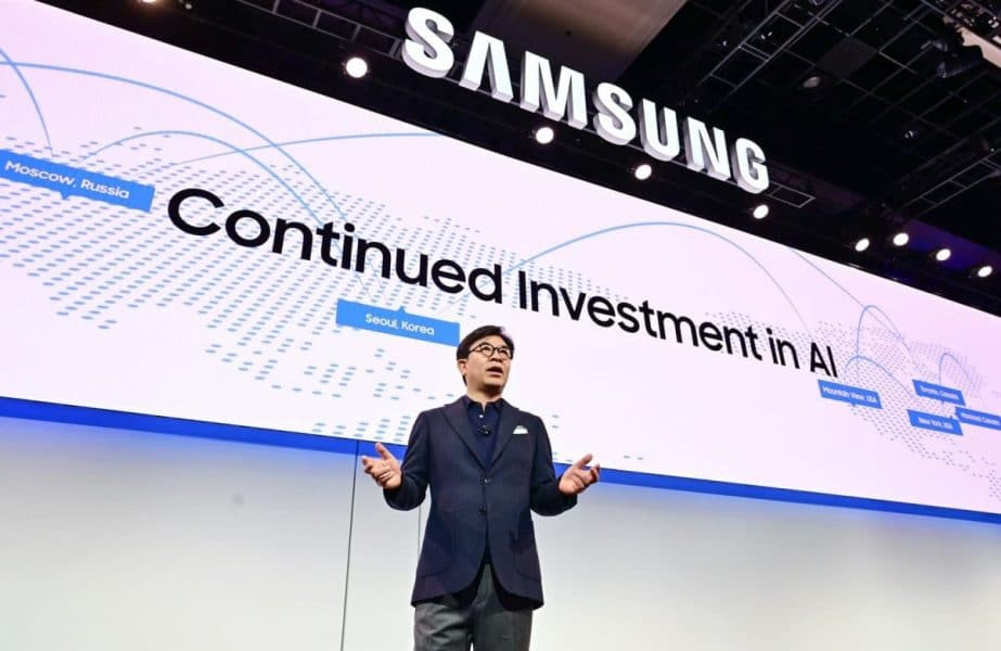 HS-Kim-President-y-CEO-of-Consumer-Electronics-Division-Samsung-Electronics-en-CES-2019-Samsung-Press-Conference