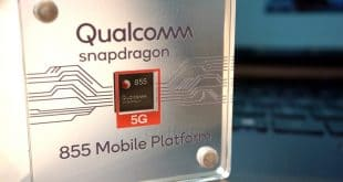 snapdragon855 5G en más de 30 dispositivos 5G