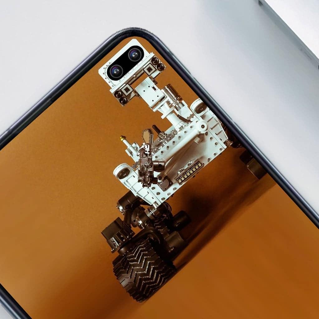 Fondo de pantalla Galaxy S10+ Número 5 de Cortocircuito