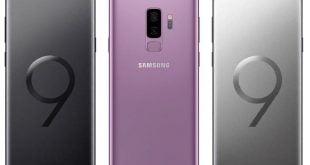 Galaxy S9 y S9 Plus press