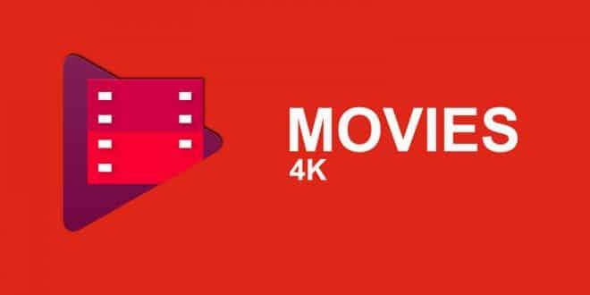 Google Play Movies 4K