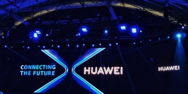 Huawei Mate X presentación