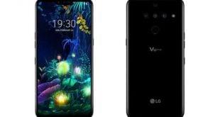 LG V50 ThinQ presentado