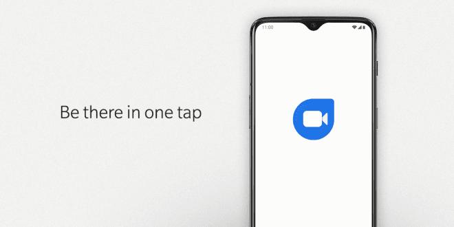 OnePlus Google Duo