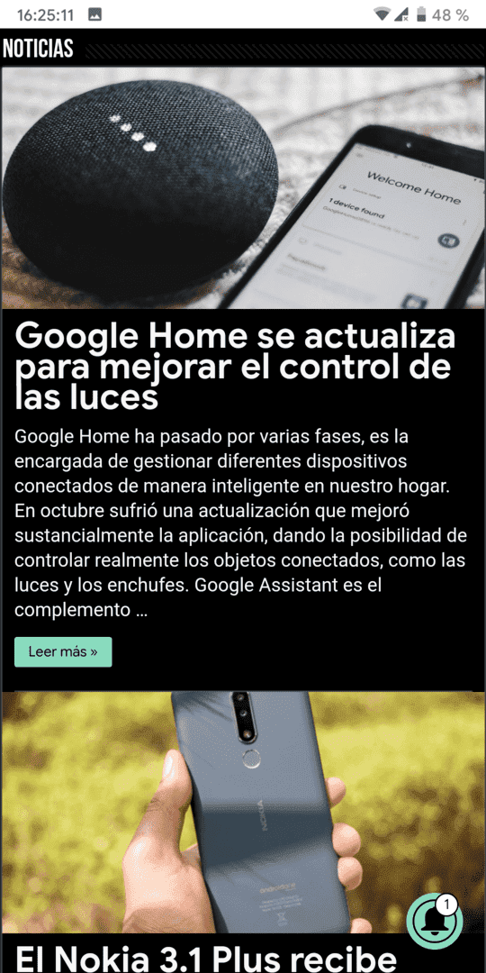Techdroy.com Google Canary tema oscuro 2