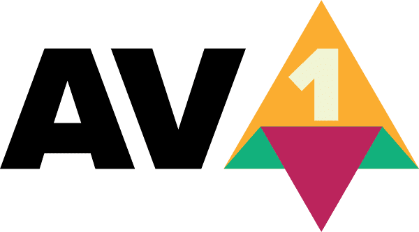 Android Q códec AVI logo