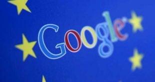 Google multa Unión Europea