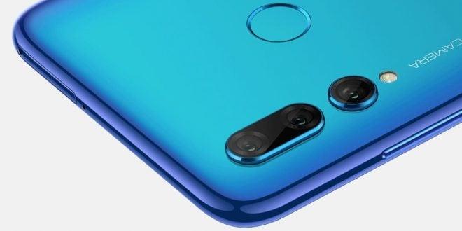 Huawei P Smart+ 2019 camaras traseras