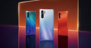 Imagen filtrada Huawei P30 Pro promocional