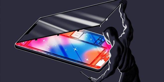 Prototipos de iPhone robados, así lo usan los hackers