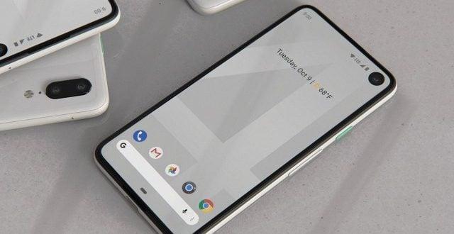 Render Google Pixel 4