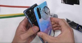 Desmontaje-Huawei-P30-Pro- JerryRigEverything