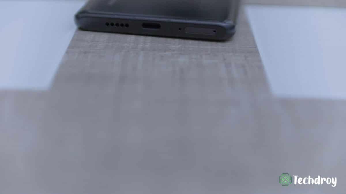 Huawei P30 Pro parte inferior