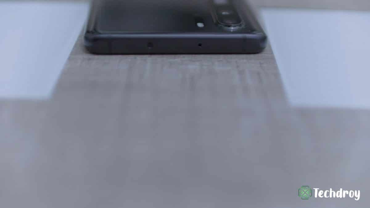 Huawei P30 Pro parte superior