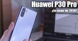 Huawei P30 Pro portada