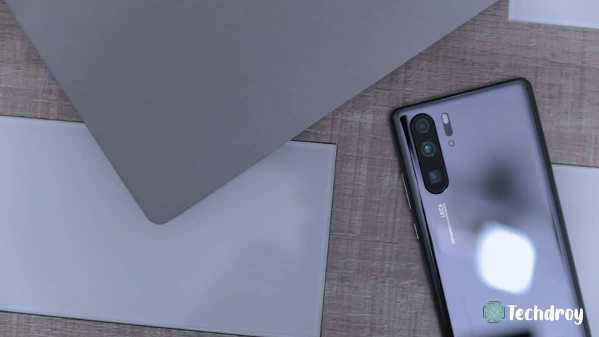 Huawei P30 Pro trasera camaras