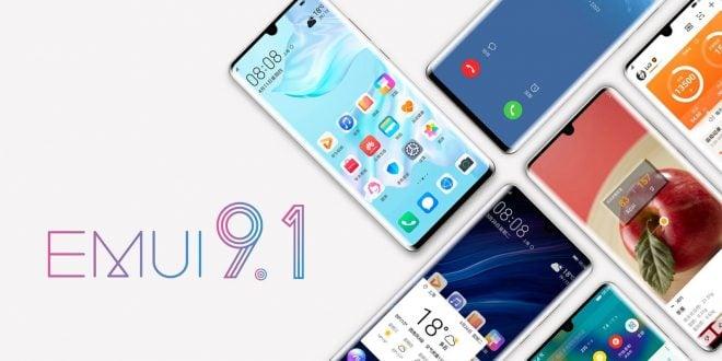 Huawei actualizacion-49-dispositivos-emui-9.1