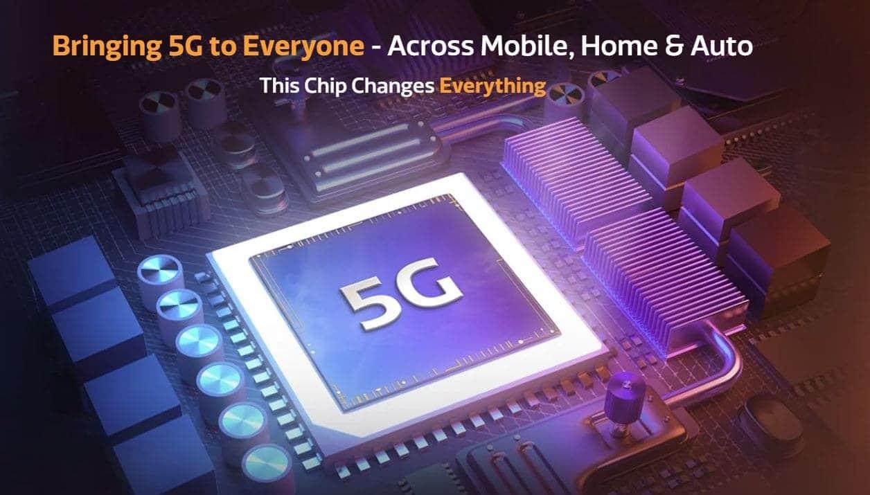 presentado-MediaTek-modem-5G-integrado