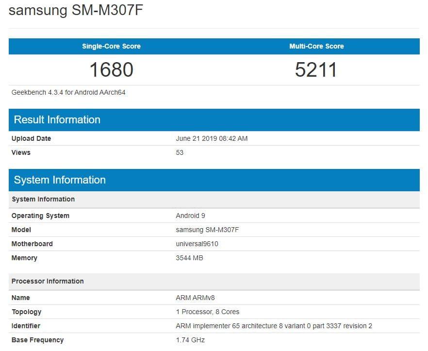 Geekbench-Samsung-Galaxy-M30s