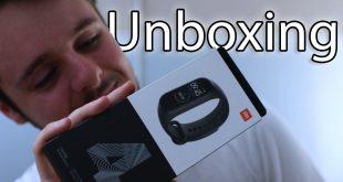 Portada Unboxing Mi Band 4