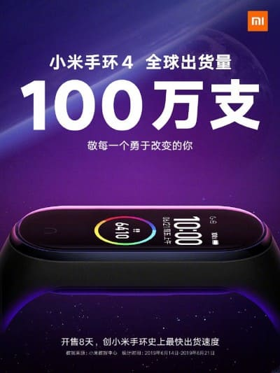 Xiaomi-Mi-Band-4-record-de-ventas