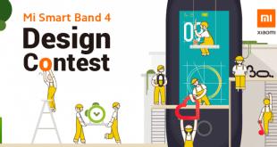 Mi-Smart-Band-4-design-contest-concurso