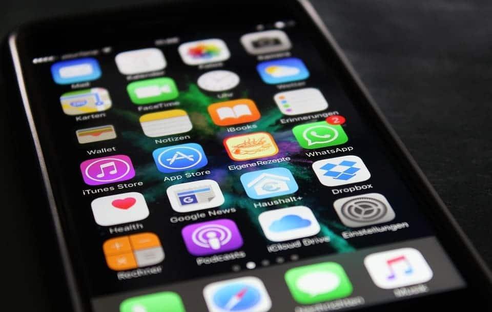 iPhone-aplicaciones