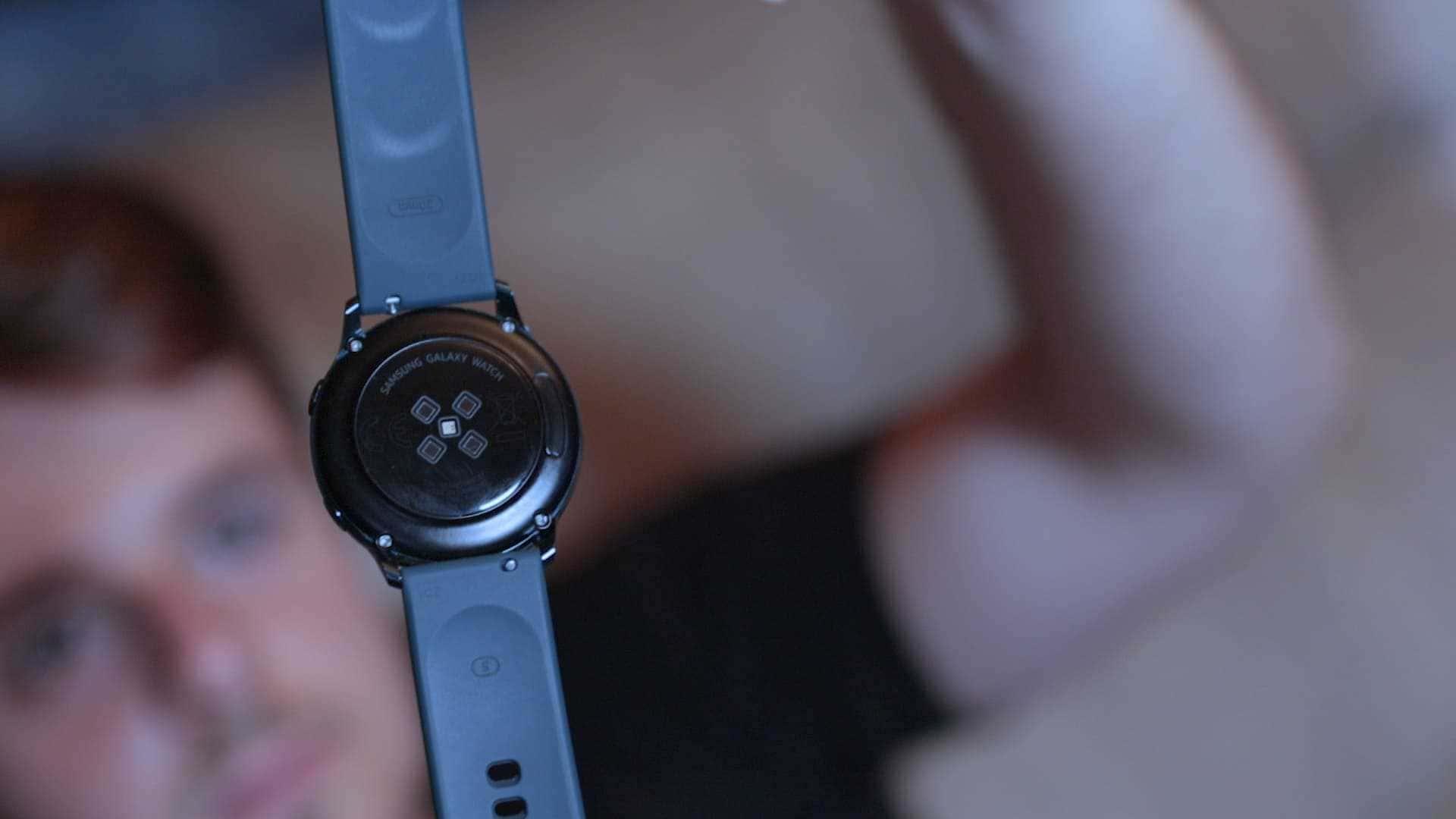 sensor-ritmo-cardiaco-Samsung-Galaxy-Watch-Active