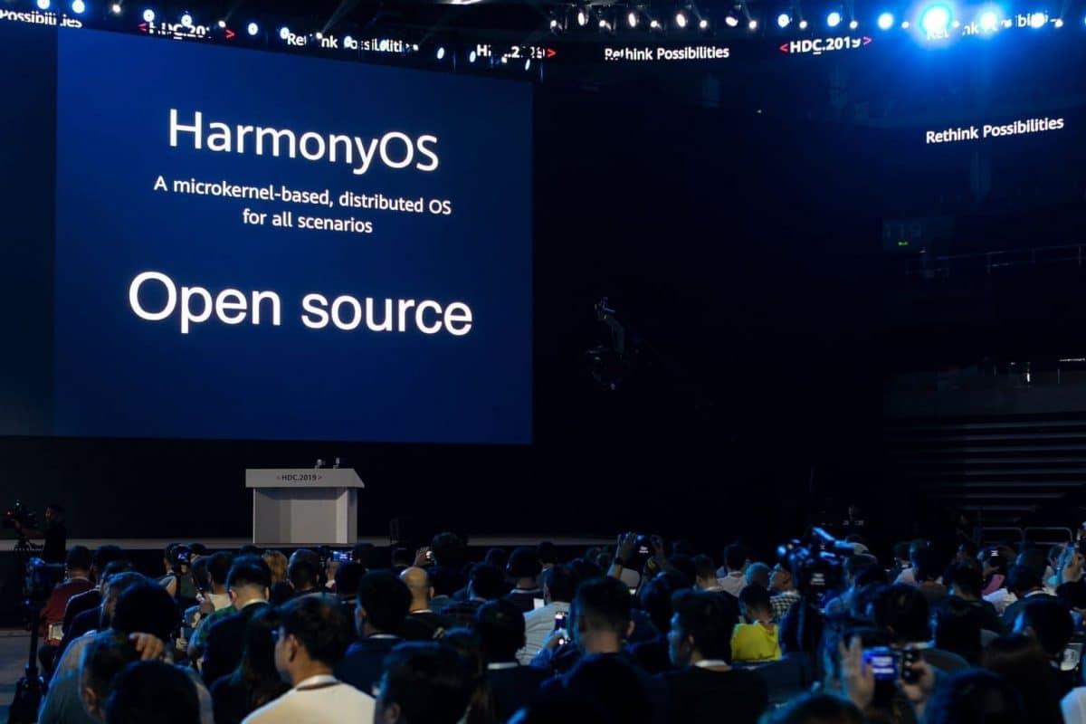HarmonyOS-open-source