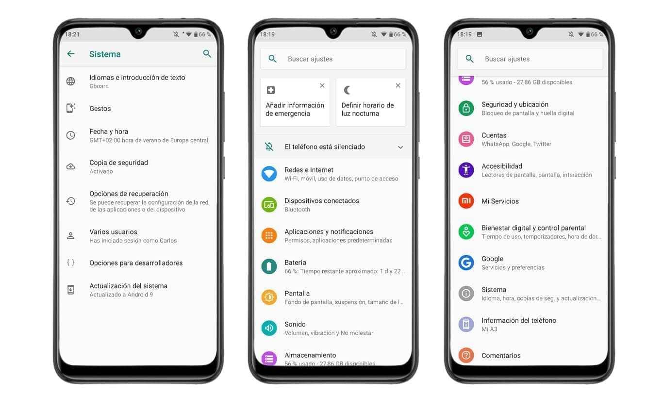 sistema-operativo-Xiaomi-Mi-A3