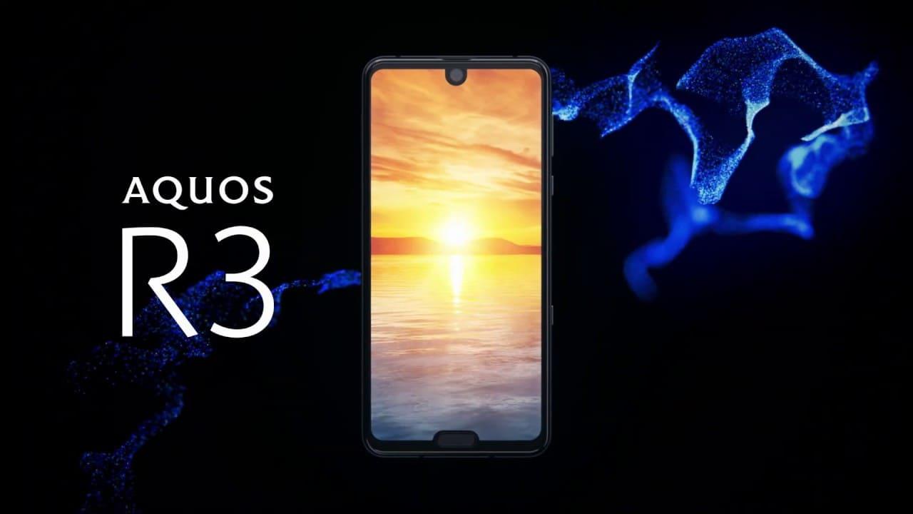 Aquos-R3