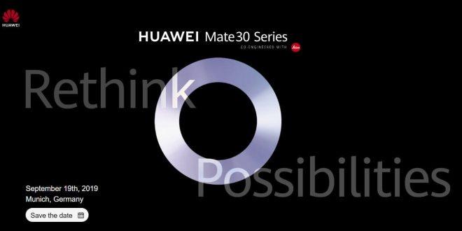 Huawei-Mate-30-Series-presentacion-confirmada