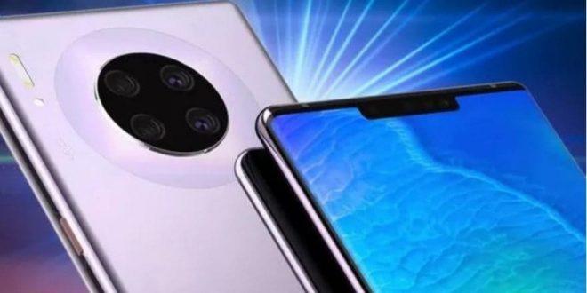 El Huawei Mate 30 se podrá controlar sin tocar el teléfono, y llegará sin botones laterales