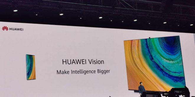 La Huawei Vision TV será el primer dispositivo con sistema operativo Harmony de Europa