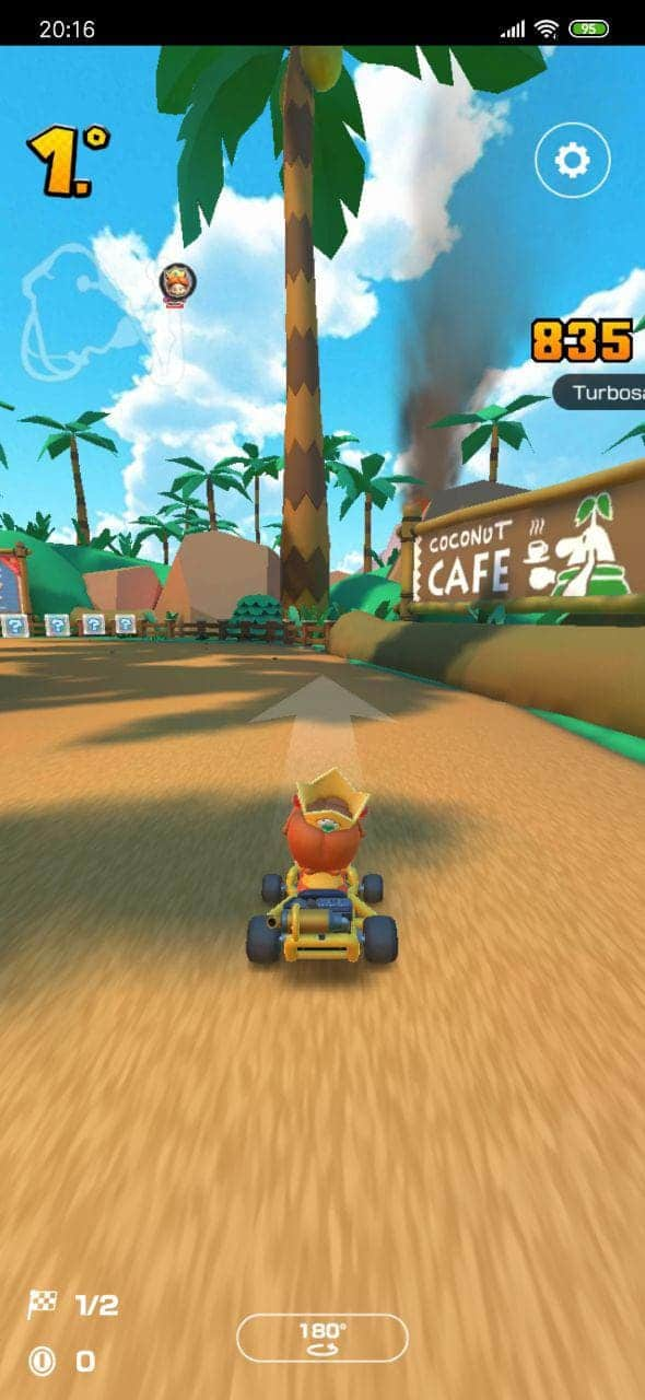 jugabilidad-Mario-Kart-Tour