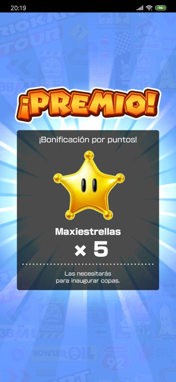 premios-Mario-Kart-Tour