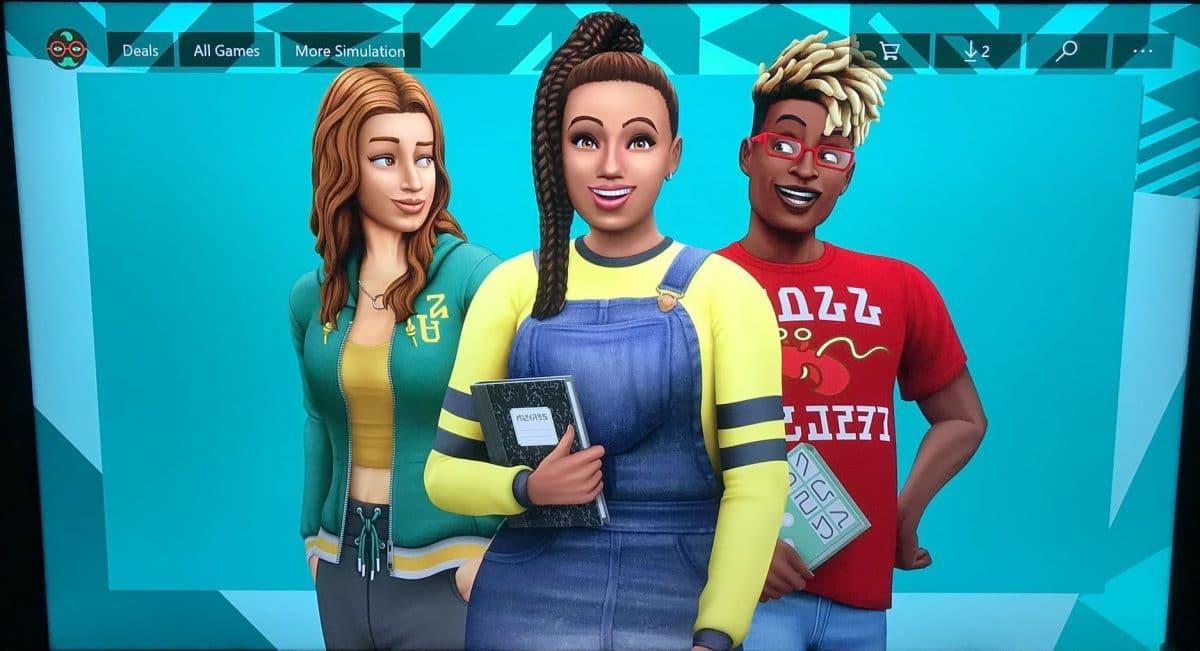 Expansión Sims 4 filtrada