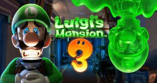 Luigi's Mansion 3 destacada