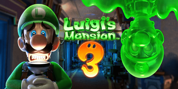 La tercera entrega de Luigi's Mansion llega a Nintendo Switch con un modo cooperativo y multijugador