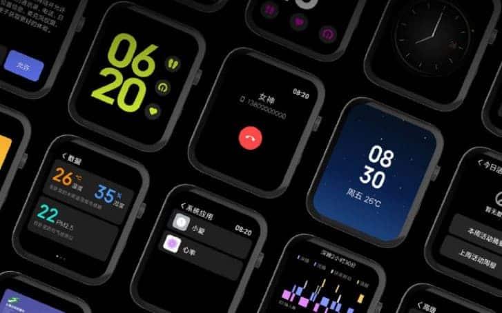Mi-Watch-software-MIUI