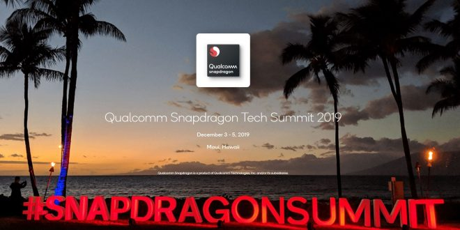 Qualcomm-Snapdragon-Tech-Summit-2019