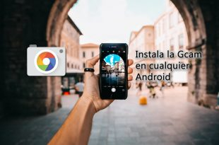 instalar Gcam cámera app android
